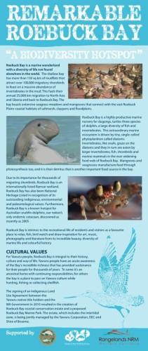 Remarkable Roebuck Bay 'A Biodiversity Hospot'
