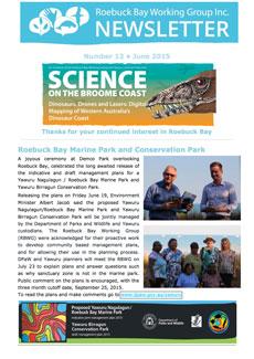 RBWG eNewsletter (June 2015) Web