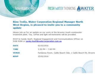 WCorp Invite